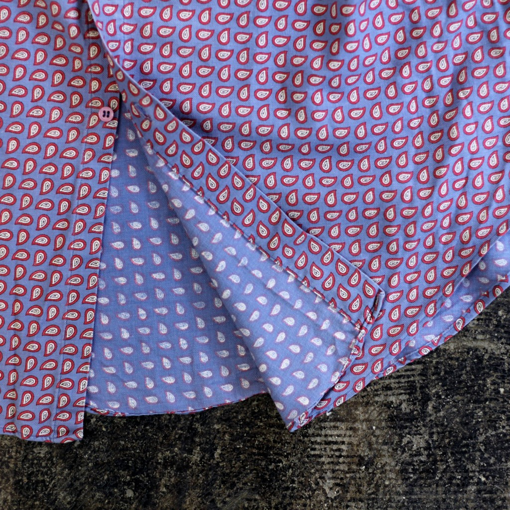 Vintage Paizury Cotton Shirt