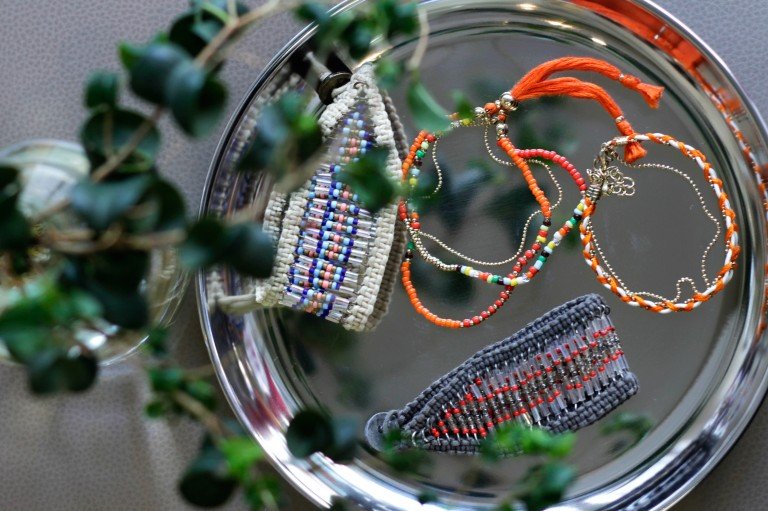 New Item -Beads Bracelet-