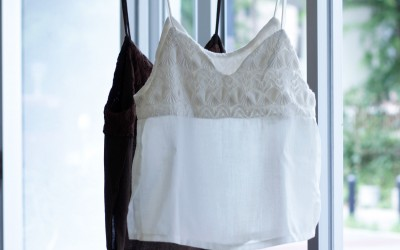 A New Dawn Bathes The World In A Fresh Light. by mo – New Delivery – Crochet Lace Bustier