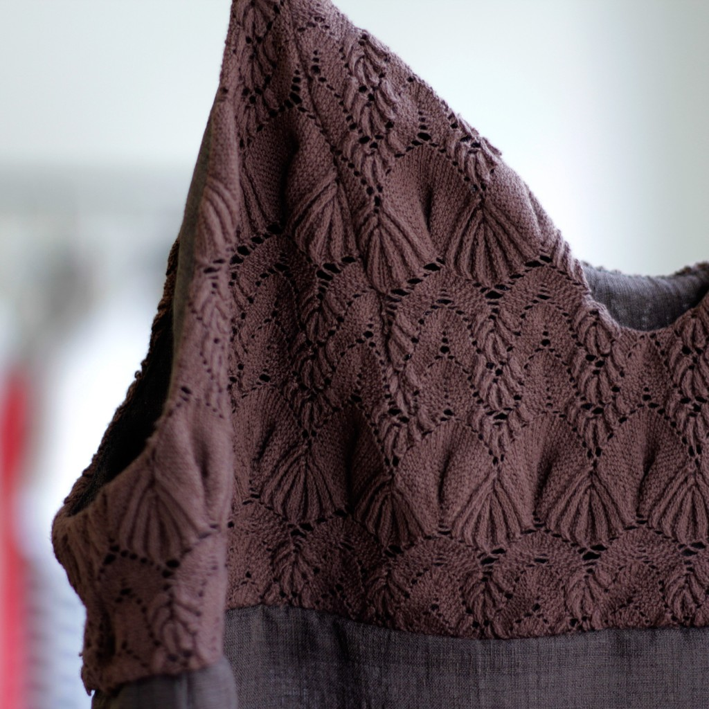 A New Dawn Bathes The World In A Fresh Light. by mo – New Delivery - Crochet Bustier