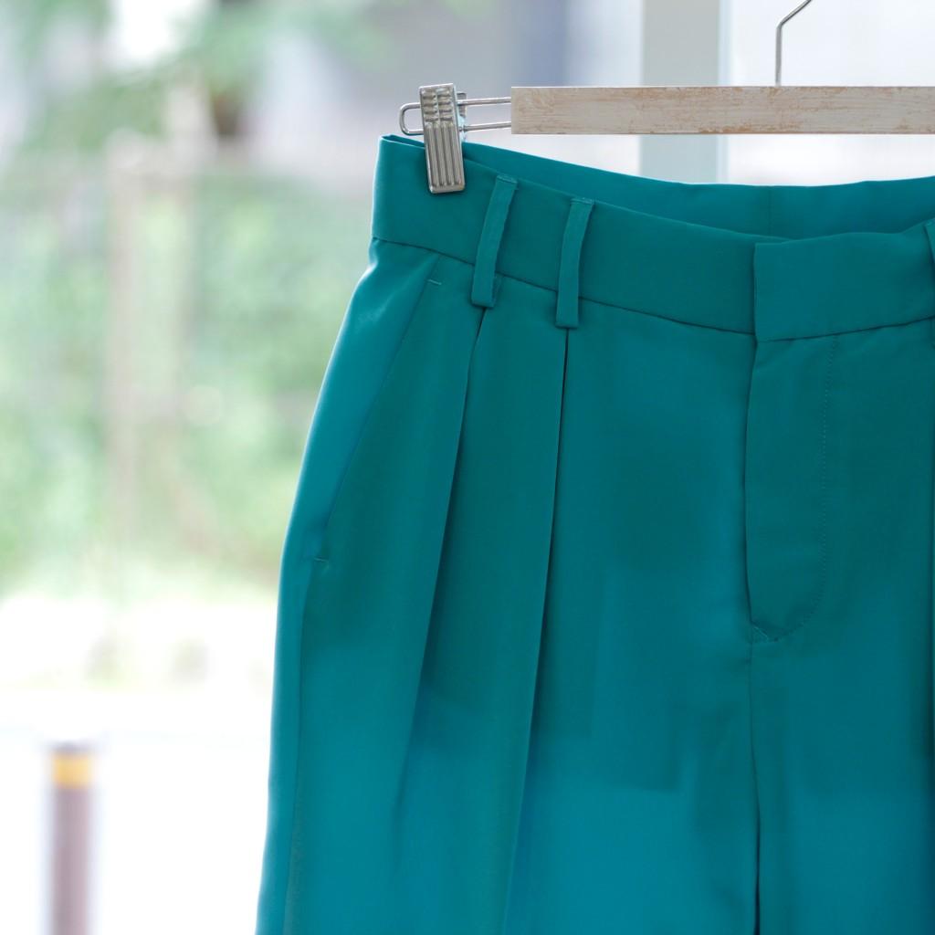 MM⑥ Tuck Short Pants