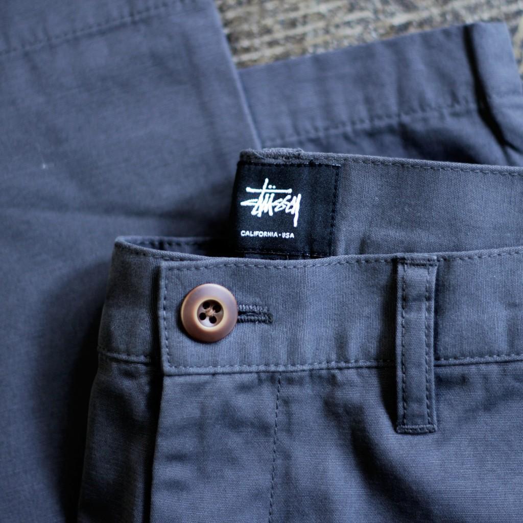 """STUSSY WORK GEAR """"Dead-Stock"""" Cotton Work Pants"""