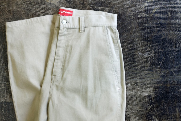 """Supreme Painter Pants """"Made in Canada"""""""
