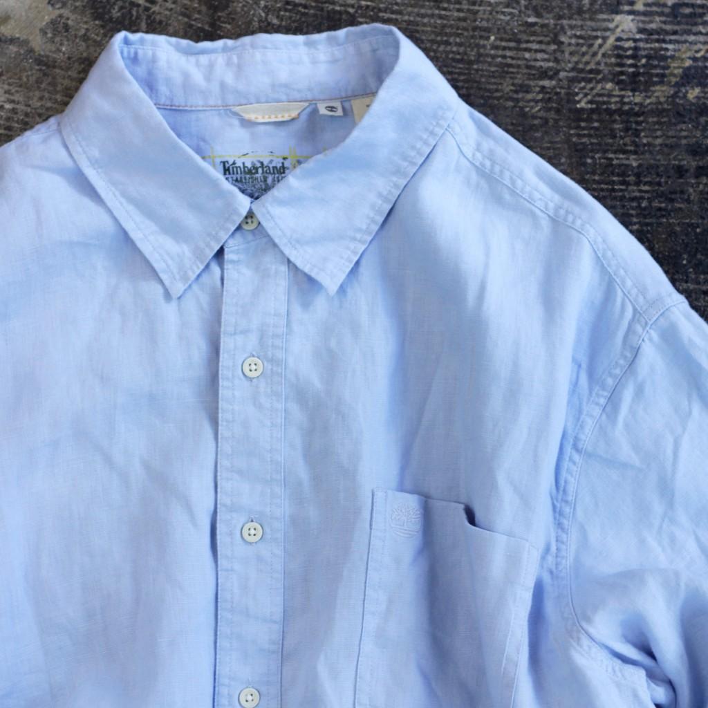 Timberland L/S Linen Shirt