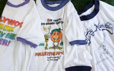 Vintage Ringer T-Shirts