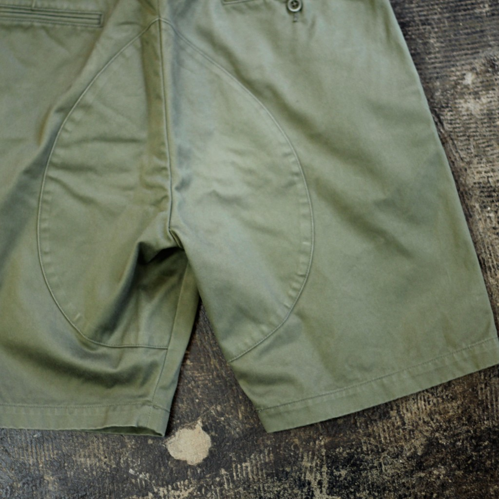 Supreme Military Cotton Shorts