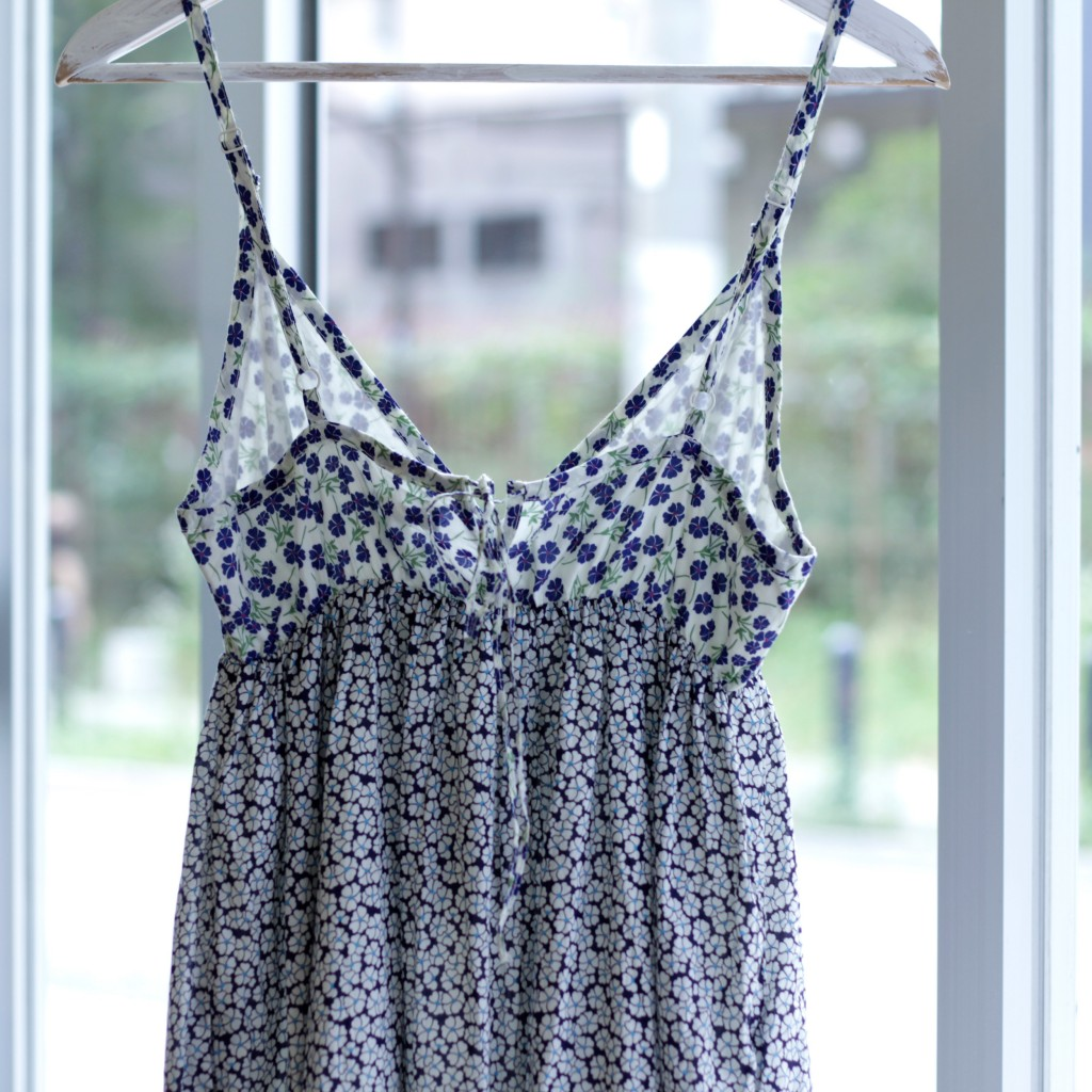 Floral Print One Piece