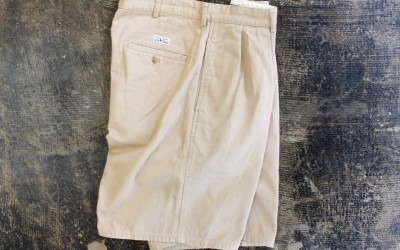 "POLO by Ralph Lauren 90′s Chino Shorts ""TYLER SHORT"""