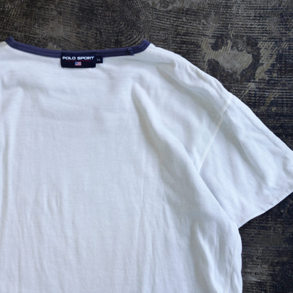 OLD POLOSPORT Double Face T-Shirts