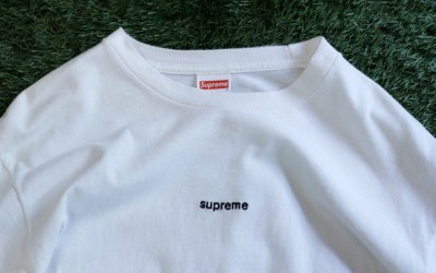 Supreme FTW Embroidered T-Shirts