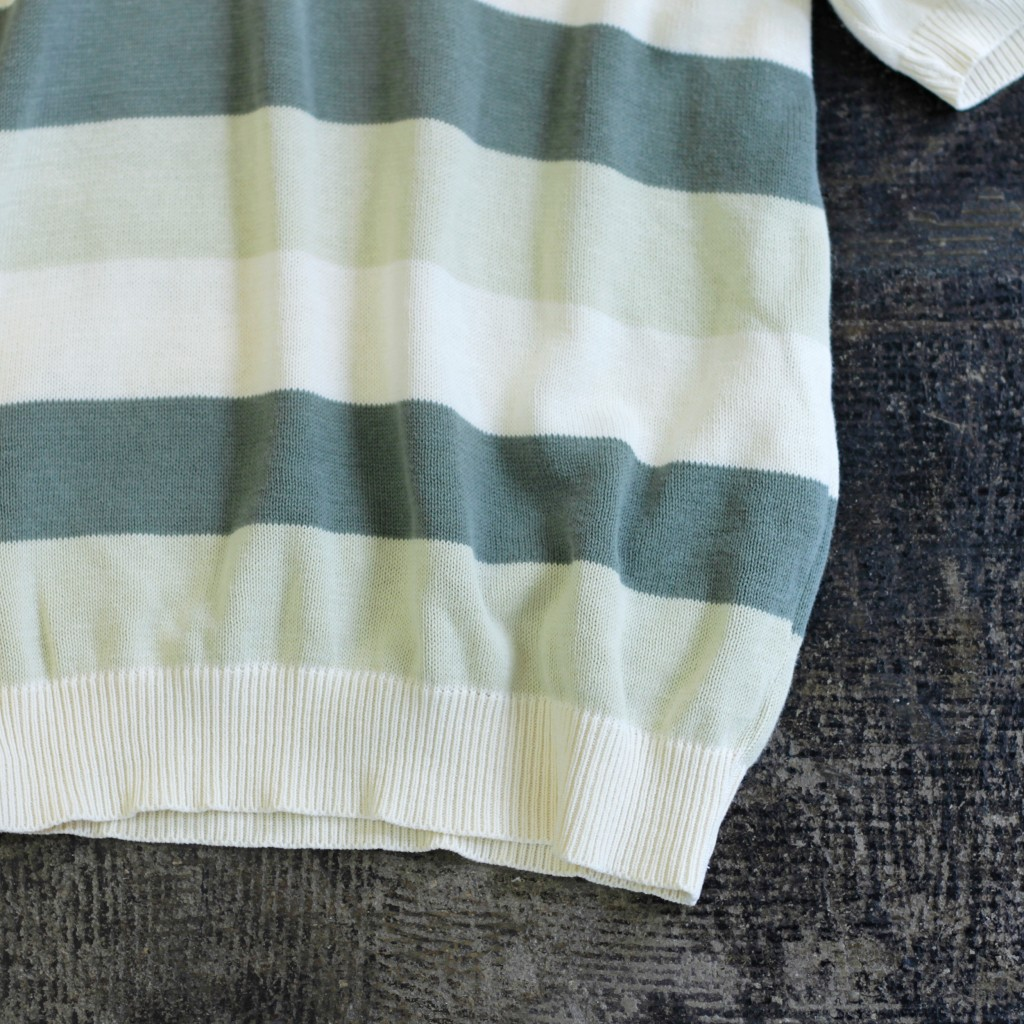 Wilson Cotton Knit Polo Shirts