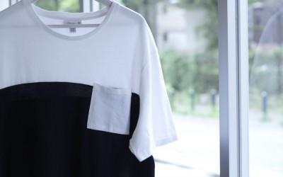 3.1 phillip lim × TARGET S/S Kanoko Pocket T-Shirts