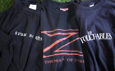 "Vintage T-Shirts ""80′s-90′s Movie&TV"""