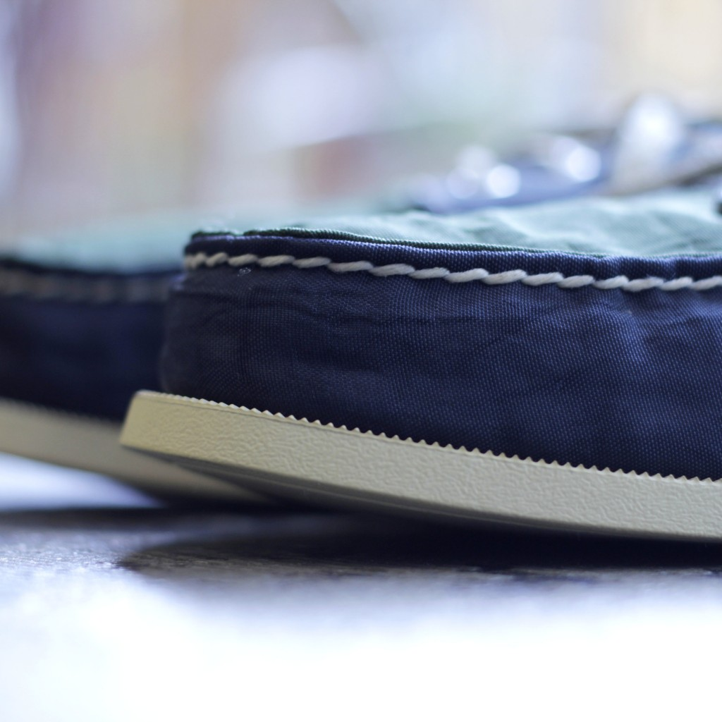 BAND OF OUTSIDERS × SPERRY TOPSIDERS 3Eye Boat Shoes