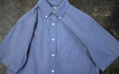 J.CREW Old Tag S/S Check Shirt