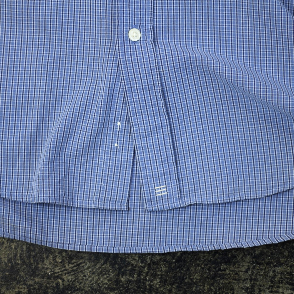 JCREW Check Shirt