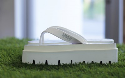 MM⑥ Maison Margiela Jewelry Platform Sandal