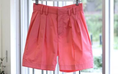MM⑥ Maison Martin Margiela Tuck Short Pants