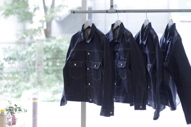 "NIMUDE New Delivery Item ""Denim Jacket"""
