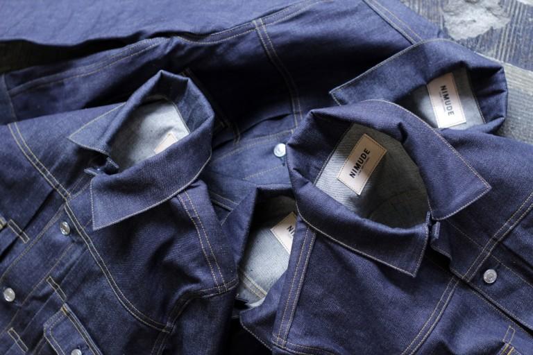 NIMUDE Denim Jacket -MAS- Online Store UP