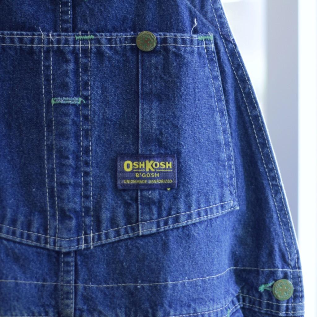 OSH KOSH Vintage Denim Overall