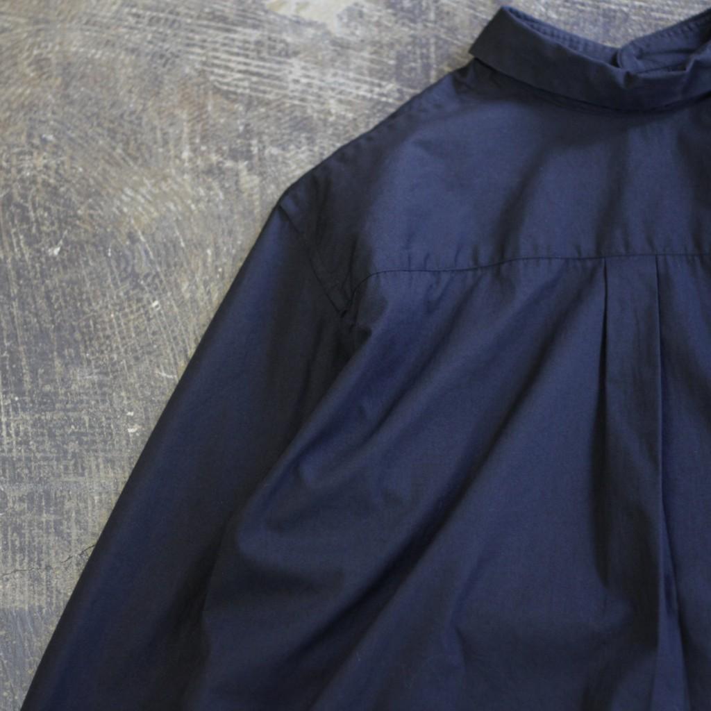 BLACK COMME des GARCONS Back to Front Design Shirt