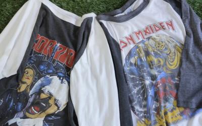 Vintage Raglan T-Shirts