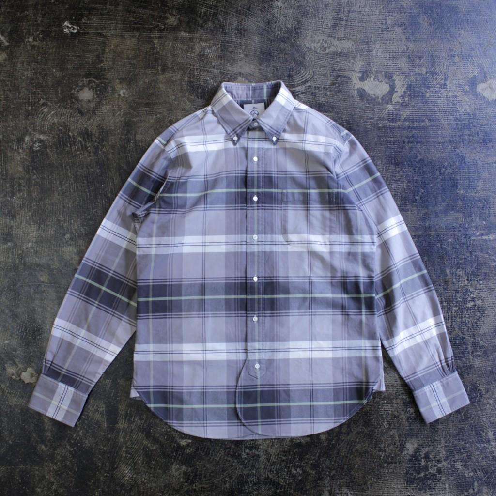 Black Fleece check Shirt