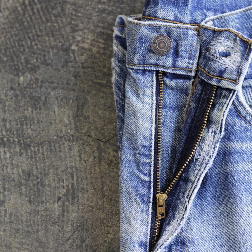 Levi's Vintage 517 66 Chain Stitch Denim
