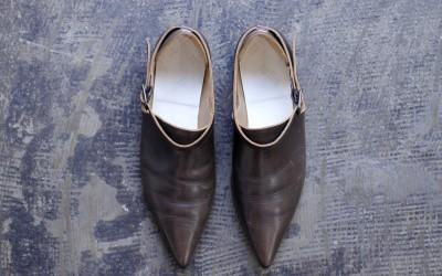 Maison Martin Margiela 22 Leather Strap Loafer