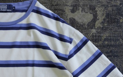 POLO by Ralph Lauren 90′s Border T-Shirts