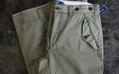 POLO by Ralph Lauren Military Work Chino Pants