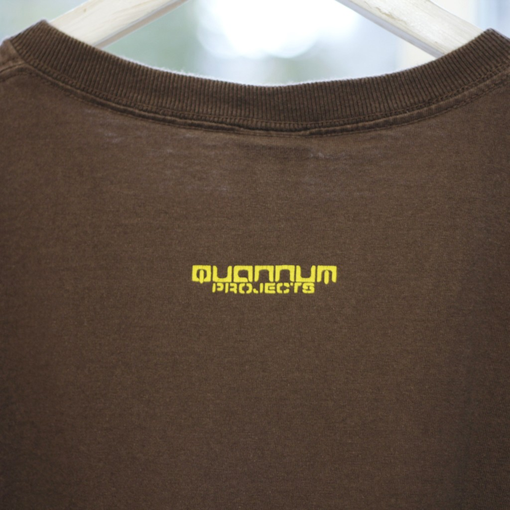"QUANNUM PROJECT Graphic T-Shirts ""BLACKALICIOUS"""