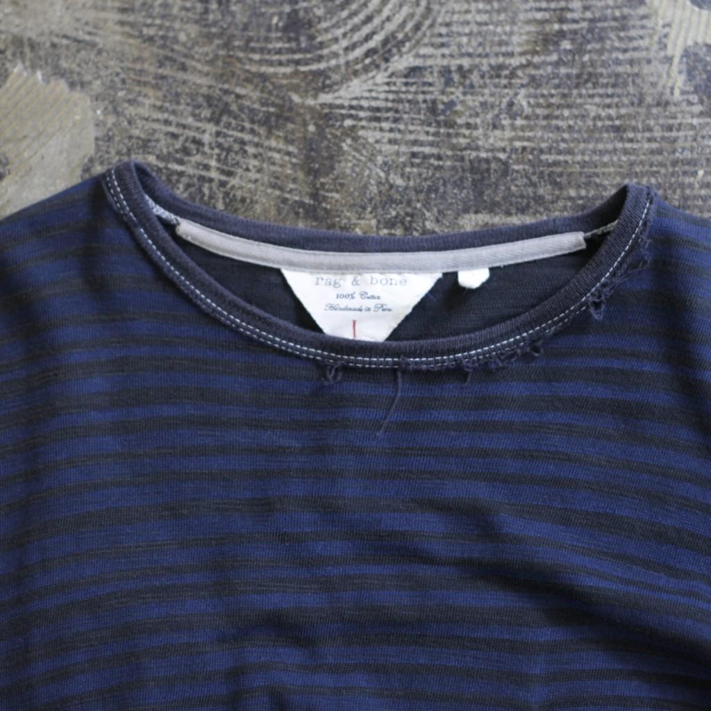 rag & bone Border Pocket T-Shirts