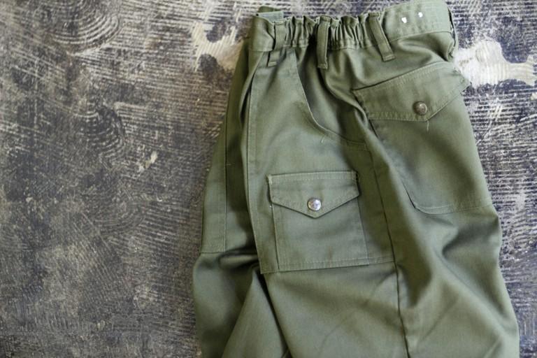 BOY SCOUTS OF AMERICA Official Uniform Bush Pants