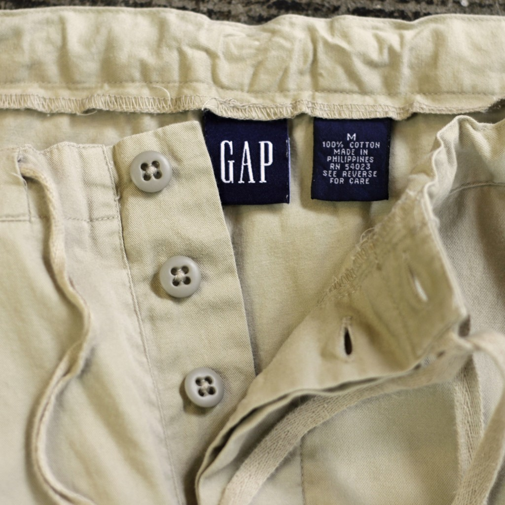 OLD GAP Cotton Easy Pants