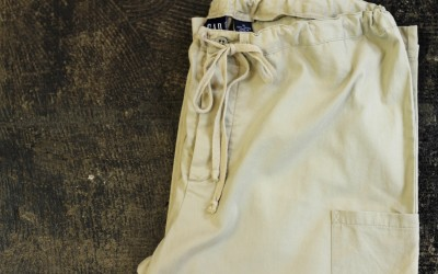 OLD GAP 90′s Cotton Easy Pants