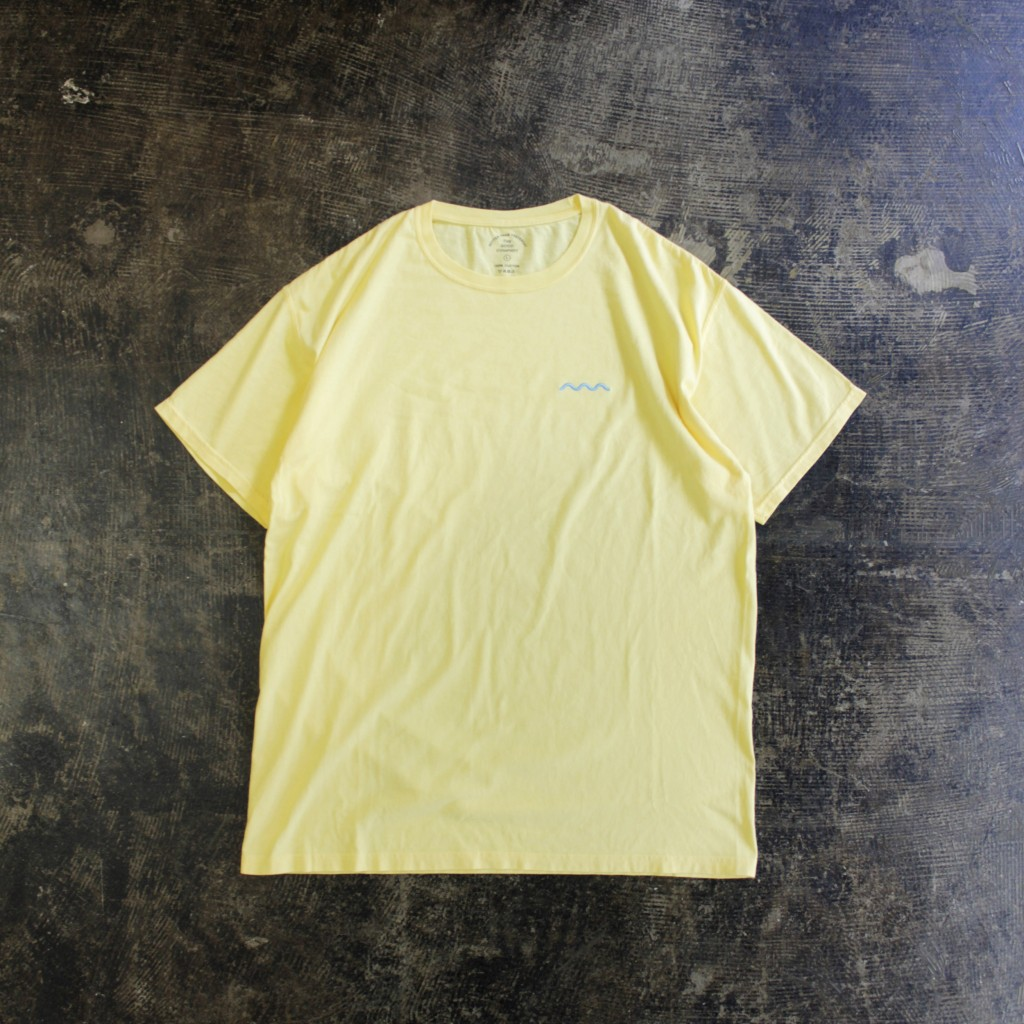 THE GOOD COMPANY Chill Wave Embroidery Logo T-Shirts