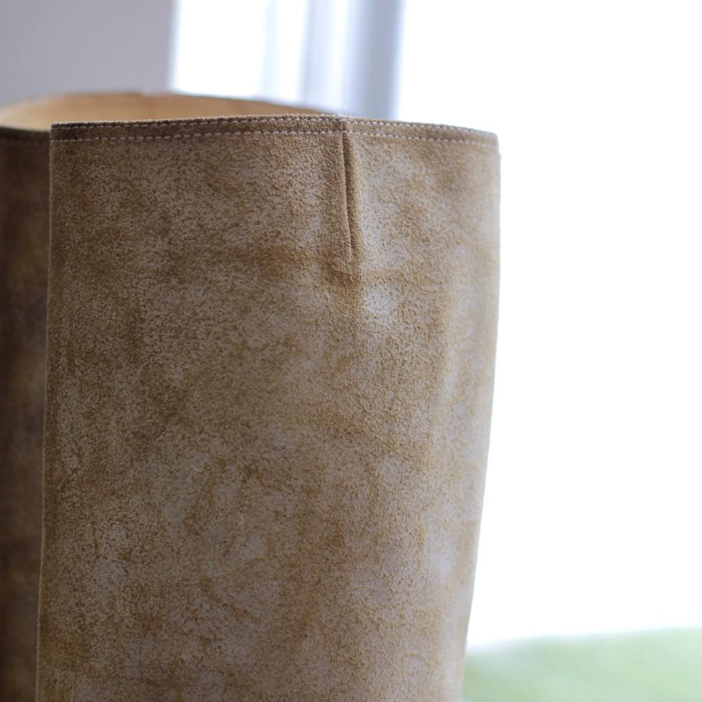 Maison Martin Margiela 22 Leather Long Boots