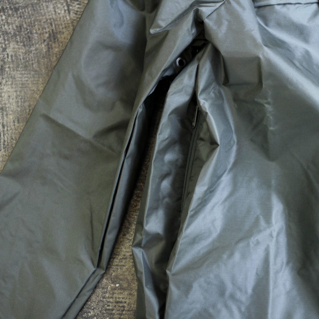 """Vintage French Military Pocketable Jacket """"DEAD-STOCK"""""""