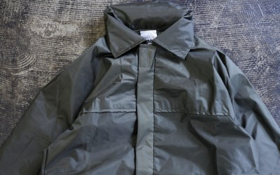"""Vintage French Military Packable Jacket """"DEAD-STOCK"""""""